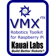VMX Robotics Toolkit for Raspberry Pi