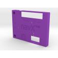navX2-MXP Enclosure for RoboRIO (Purple)