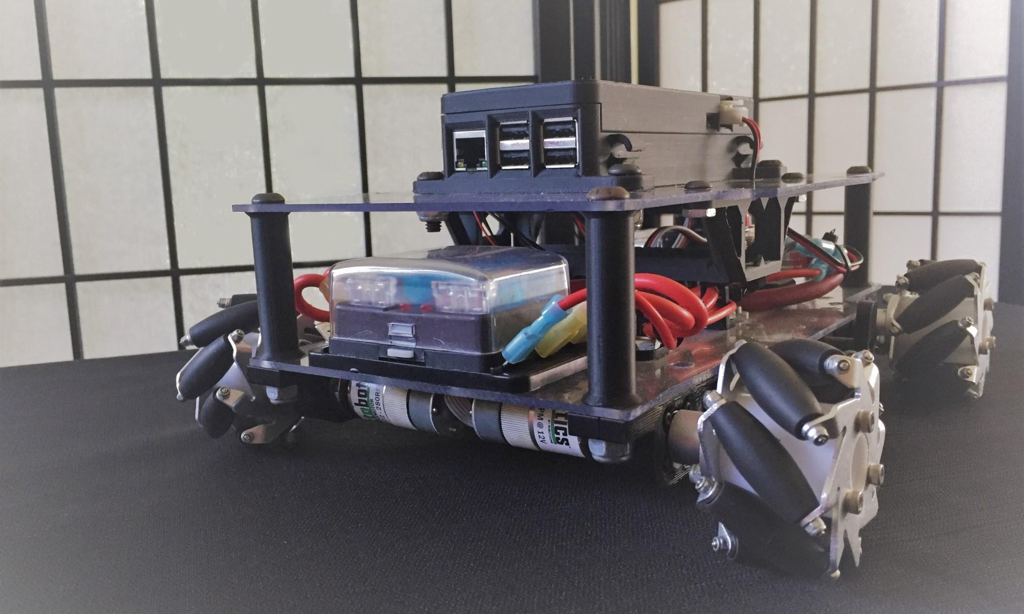 Kauai Labs - Robotics Sensors & Controllers